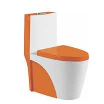 new colors China factory wholesale wc toilet