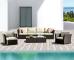 Garden furniture outdoor sofa set rope woven outdoor furniture 003