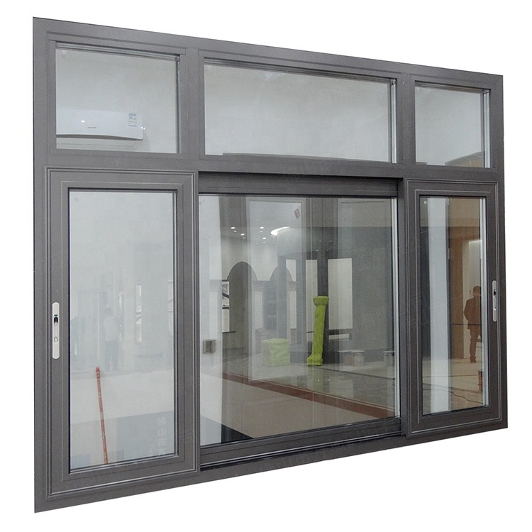 casement window aluminium profile frame