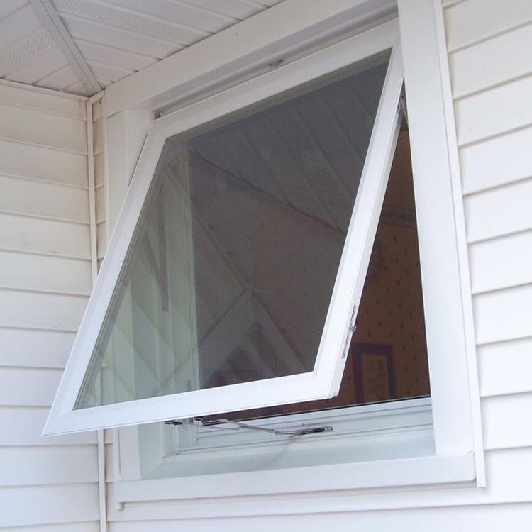 Aluminum steel awning window frame hardware parts design