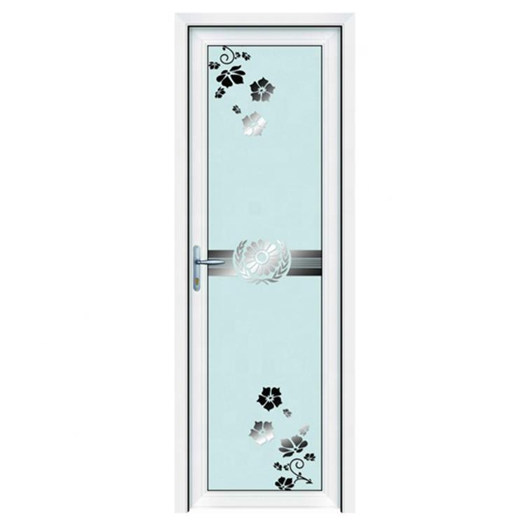 aluminium profile frame bathroom toilet door