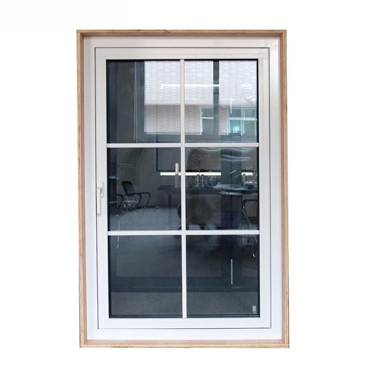 casement pvc frame windows for sale
