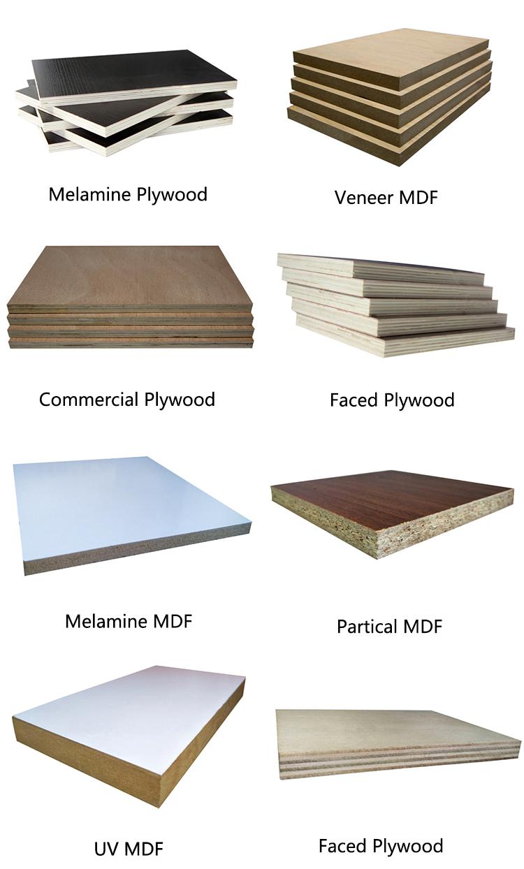 mdf wood board sheet veneer manufacturers