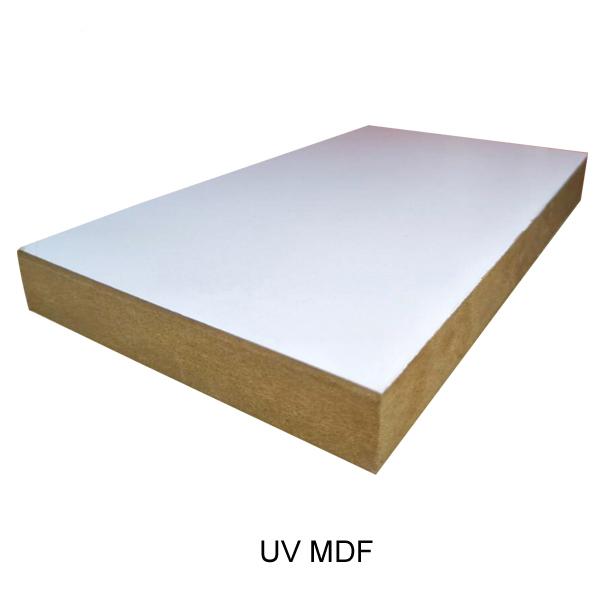 cheap price uv mdf melamine board in china