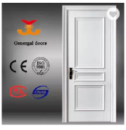 CE hotel project design composite paint finish wooden door