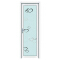 decorative bathroom glass doors