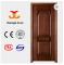 Classic interior arabic style economic solid wood door