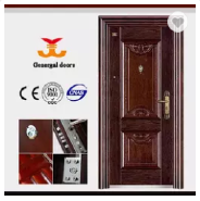 ISO9001 Housing reinforced metal security doors