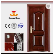Anti theft latest design reinforced Villa project steel security door