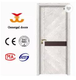 Eco-friendly melamine texture internal flush door