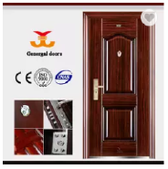 Manufacturer latest design reinforced steel security door