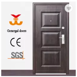 Russia style reinforced Steel safe anti theft doors