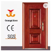 Sound proof latest design reinforced Security steel door