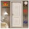 New design melamine mdf internal wood the door
