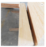 Pine solid wood finger joint board small size board 300x2440x18mm