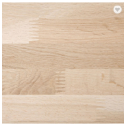 Cheap price solid wood beech finger joint panel