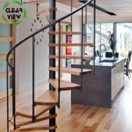 Foshan Kewei Home Furnishing Co., Ltd. Steel Staircases