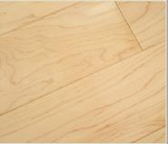 Solid wood flooring Maple
