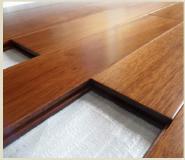 Solid wood flooring CHERRY