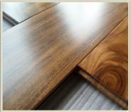 Solid wood flooring AMERICAN WALNUT