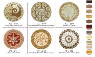 Parqutry Flooring Maple Acajou Walnut & OAK CL048