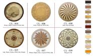 Parqutry Flooring Maple Acajou Walnut & OAK CL004