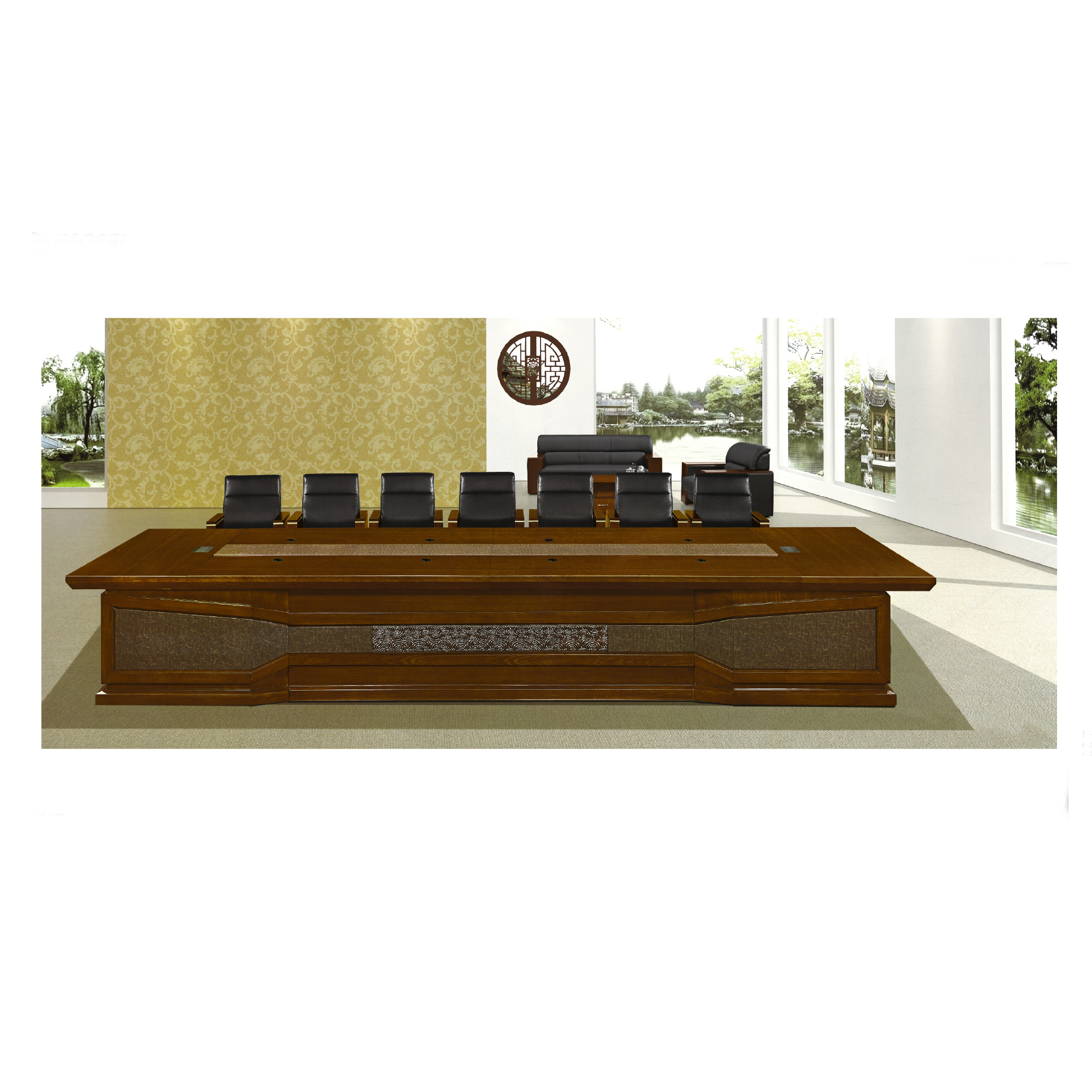 Movable Conference Room Table Modular Conference Table