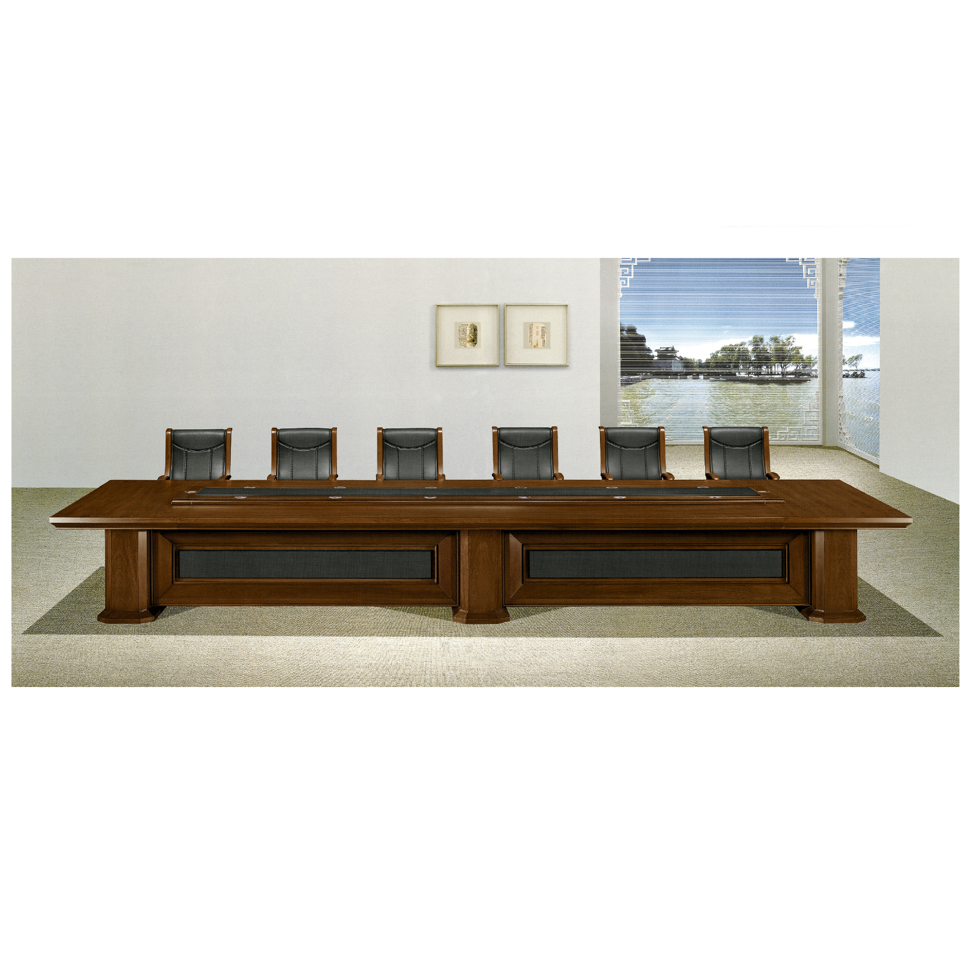20 Person Conference Table Specifications Meeting Table