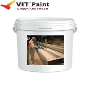 VIT SWO-3852 Liquid Coating State Metal fire retardant paint flame liquid spray fireproof wall covering
