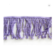 Tassel fringe for textile decorative brush tassel fringe trimmings lace curtain fringe trimming