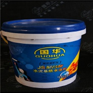 JS cement-based waterproof coating for indoor/outdoor wall painting