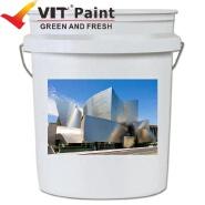 VIT WGM-9933 Epoxy resin main material Mica iron oxide metal rust away middle metal coating