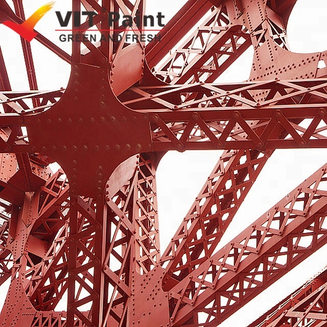 VIT PTFE fluoropolymer resin structured ptfe sheet metal beam liquid spray coating paint