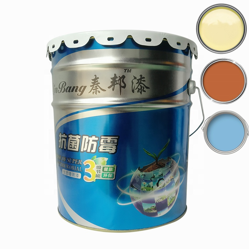 interior wall paint white color coating