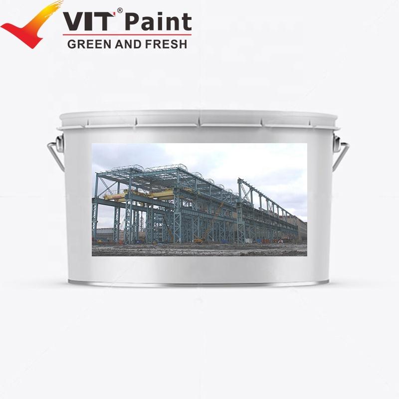 VIT WGM-9892 Industrial liquid spray alkyd resin building material anti- rust coatings
