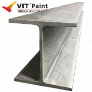 VIT Intumescent flame retardant paint fireproofing steel, fire retardant paint for spray foam insulation, flame retardant paint