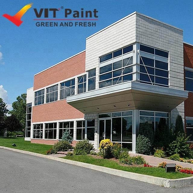 VIT coating spray suppliers fluorocarbon PTFE anti corrosion steel paint