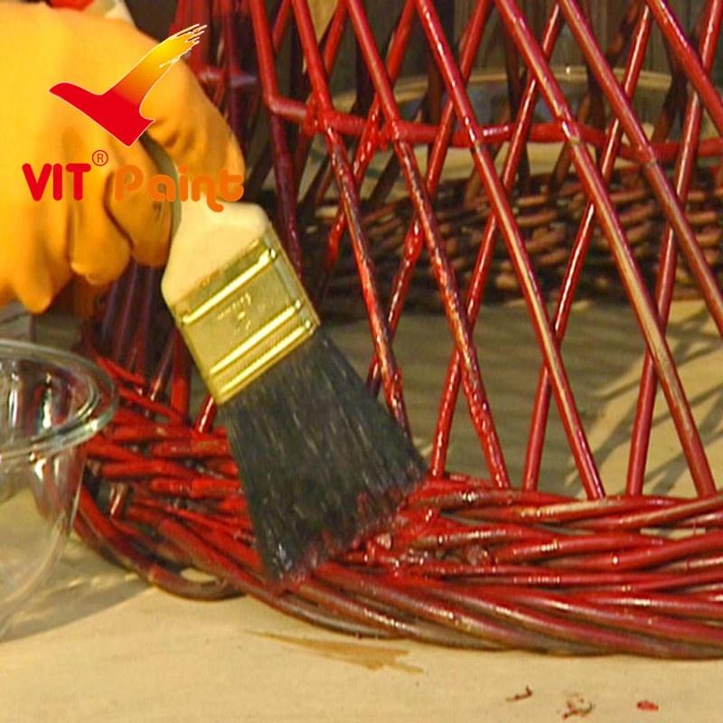 VIT PTFE fluoropolymer resin anticorrosive weather resistant industrial steel paint