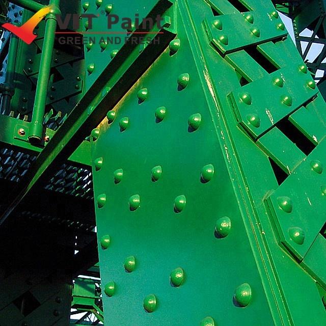VIT PTFE liquid fluorocarbon material anti corrosion metal sheet coating paint