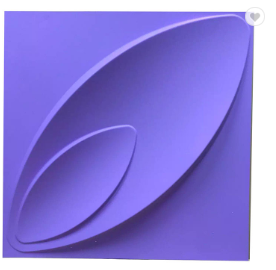 modern practical 3D background decorative wall panel