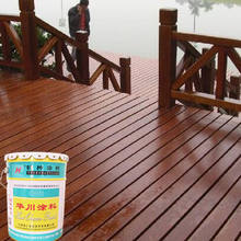 Teak oil for outdoor wood structure coating paint