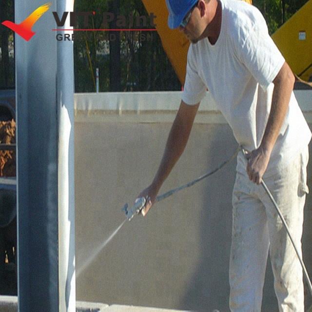 VIT Fireproof insulation material anti flame fire retardant paint