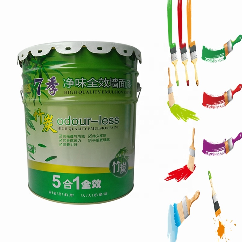 stock exterior wall emulsion paint for sale