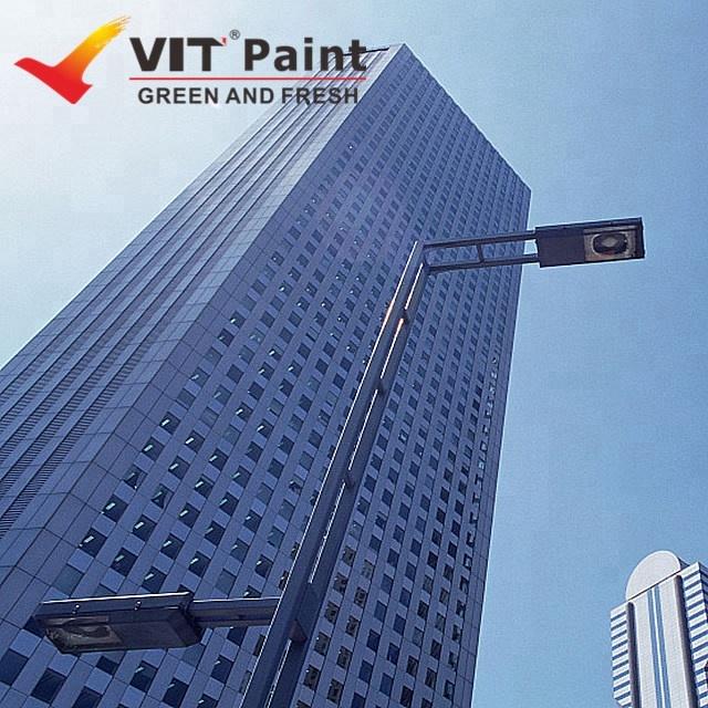 VIT Rust prevention PTFE fluorocarbon steel structure polytetrafluoroethylene spray paint