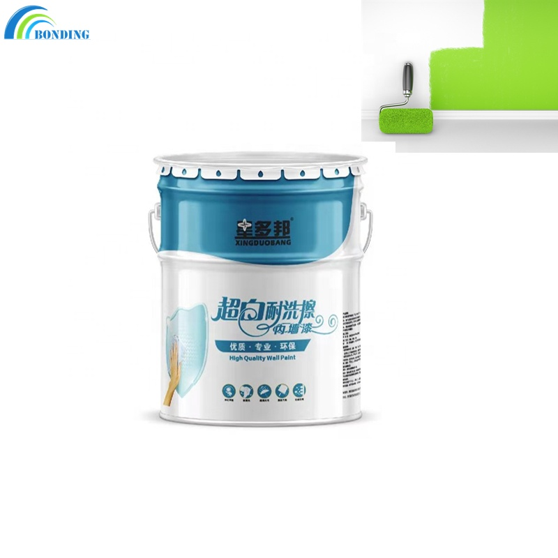 wall interior paint emulsion latex interior wall paint spray paint with Fresh smell health protection