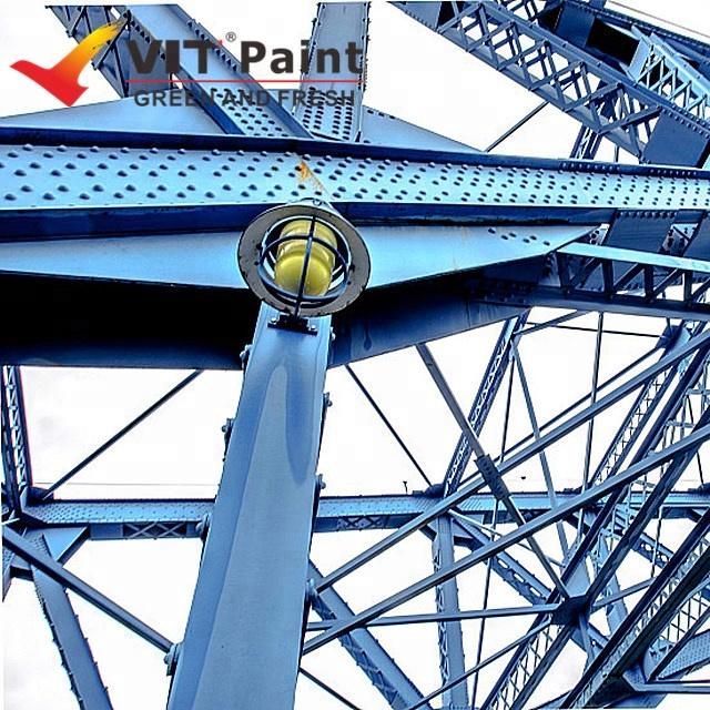 VIT PTFE fluorine resin rust prevention spray metal fluorocarbon paint