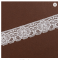 High quality decoration polyester ribbon lace crochet lace trimming guipure bridal lace trim