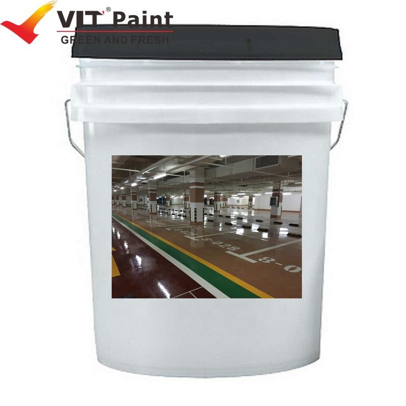WGM-9563 VIT Industry purpose epoxy resin floor primer coating