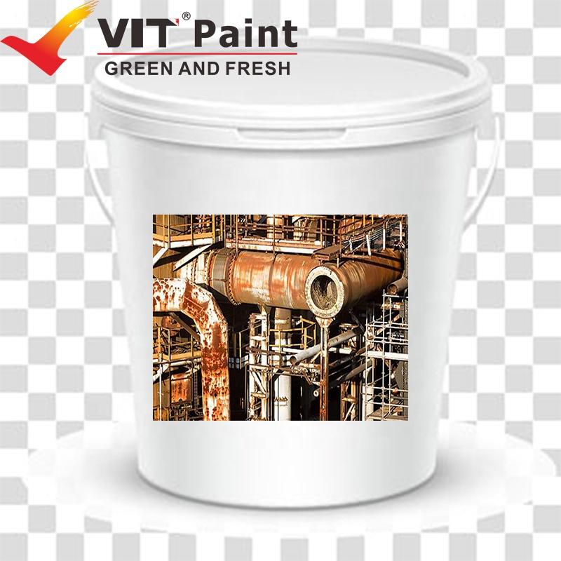VIT WGM-9933 Epoxy resin micaceous iron oxide metal rust resistant intermediate metal coating