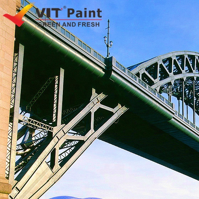 VIT PTFE industrial fluorocarbon resin anti corrosion fluorocarbon powder coating